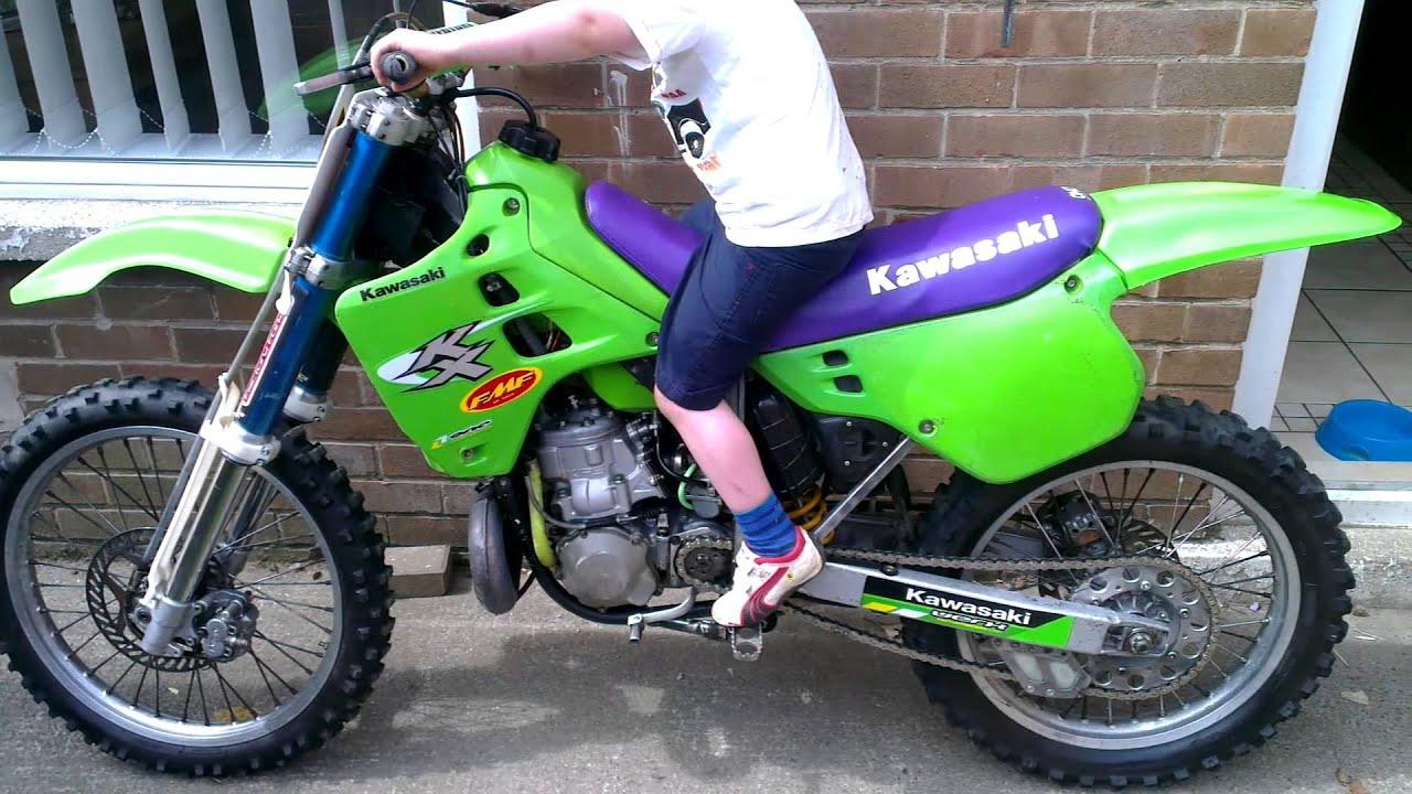 Kawasaki Kx All