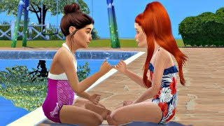 Pinky Promise l Twinning l PART 6 l ELEMENTARY SCHOOL STORY l A Sims 4 Twin Story