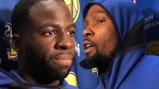"Draymond Green DARED Kevin Durant To LEAVE Warriors! "" We Don't Need You To Win""!"