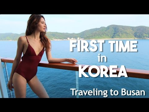 Our First Time in Korea (Traveling to Busan)