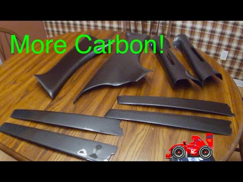 More Carbon for the SRT Neon..... More to come!