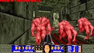 "[DOOM 2] Hellbound - MAP22 ""Stygian Depths"" UV-Max"