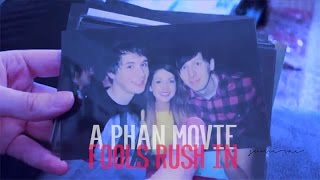 fools rush in | Dan & Phil movie trailer