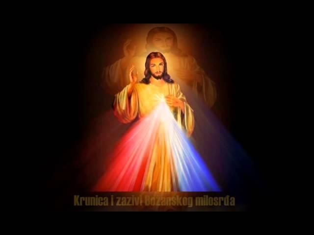 KRUNICA I ZAZIVI BOŽANSKOG MILOSRĐA (Novo )