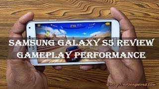 Samsung Galaxy S5 Review Gameplay NOVA 3, Asphalt 8, FIFA 14, Beach Buggy, Fruit Ninja