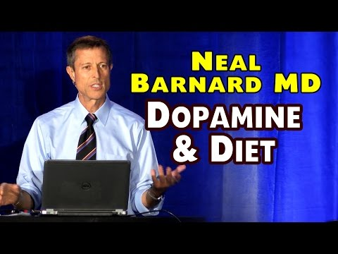 Dopamine, Diabetes, Drug Addiction & Obesity - Neal Barnard MD