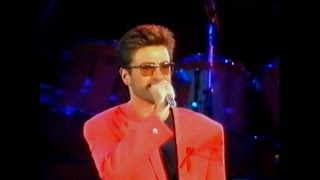 Queen + George Michael - 39 (different camera angle)
