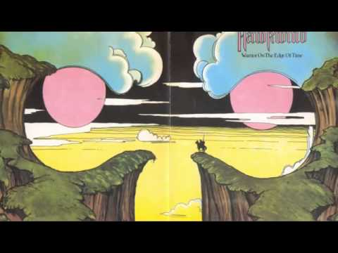 HAWKWIND  Warrior On The Edge Of Time  1975 SD