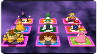 Mario Party 4 All Minigames