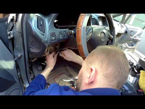 Как поменять сигнализацию на машине