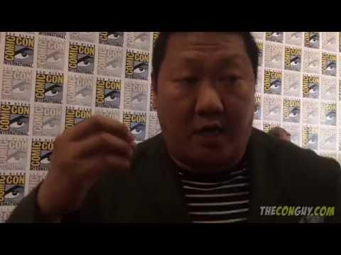 Benedict Wong of Marvel's Doctor Strange