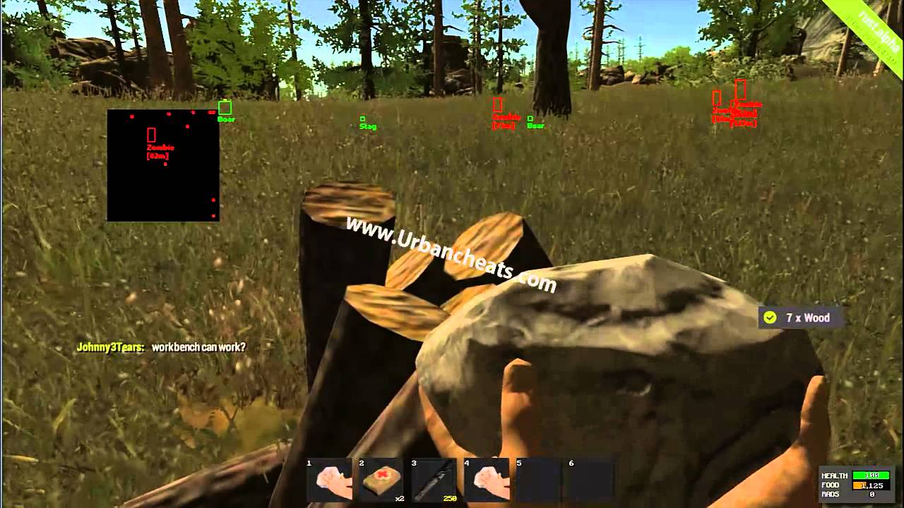 how to fly hack in rust