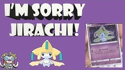 I owe Jirachi an Apology (New Pokmon Card)