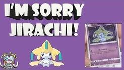 I owe Jirachi an Apology (New Pokmon Card)