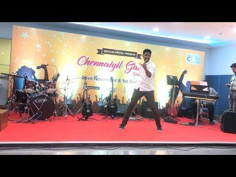 Strawberry kanne Choreo IBM NATYA club