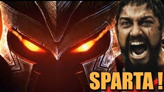 THIS IS SPARTA ! - FULL AD PANTHEON