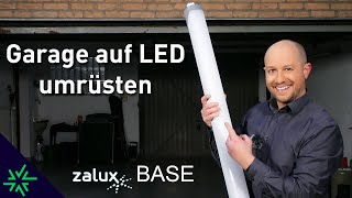 LED-Beleuchtung für die Garage – Garagenbeleuchtung einfach auf LED Umrüsten