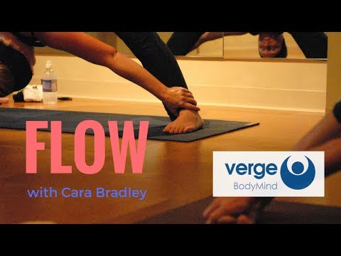 Verge BodyMind: Short Flow Yoga with Cara Bradley