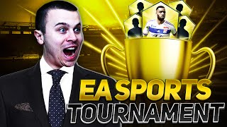 FIFA 16 WINNING ANOTHER EA SPORTS TOURNAMENT & FREE RARE PACK / AMAZING 100K SQUAD / ULTIMATE TEAM