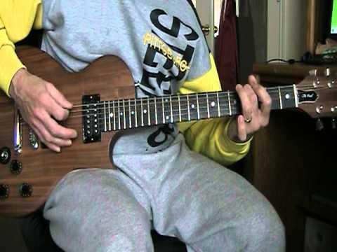 No More No More - Aerosmith (Guitar Cover)