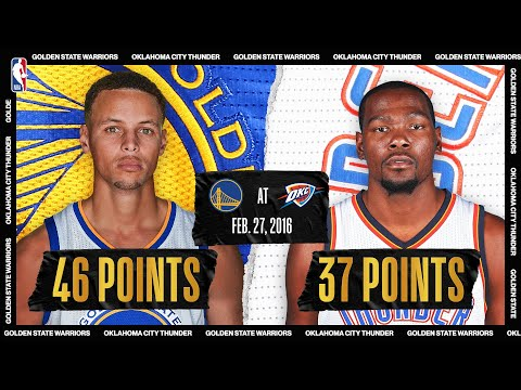 Curry Drills 12 Threes Including The Game-Winner | #NBATogetherLive Classic Game