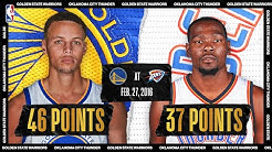Curry Drills 12 Threes Including The Game-Winner   #NBATogetherLive Classic Game
