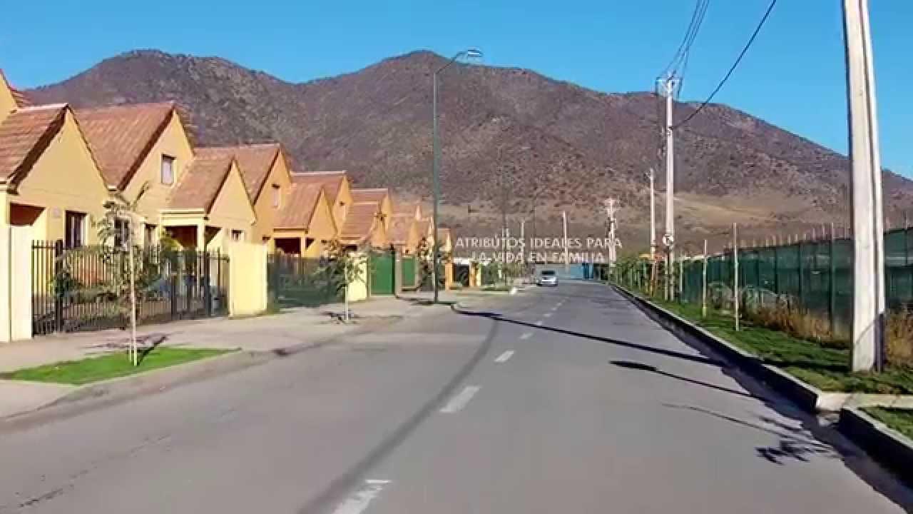 Valle del alba pudahuel youtube - Casas mollet del valles ...