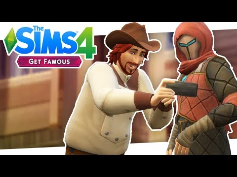The Sims 4: Get Famous | BOB'S BEAUTY REVIEW (#12) thumbnail