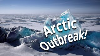 Arctic Outbreak in den USA! Kältewelle bald auch in Europa?