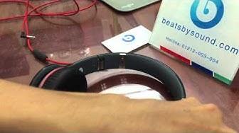 Hướng dẫn sử dụng tai nghe Beats Wireless