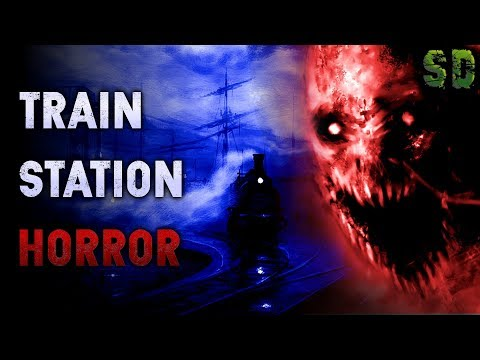 10 TRUE Scary Train Station Stories