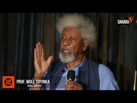Farmers Vs Herdsmen - We Should Not Wait Until We Find Ourselves Lining Up Coffins - Wole Soyinka