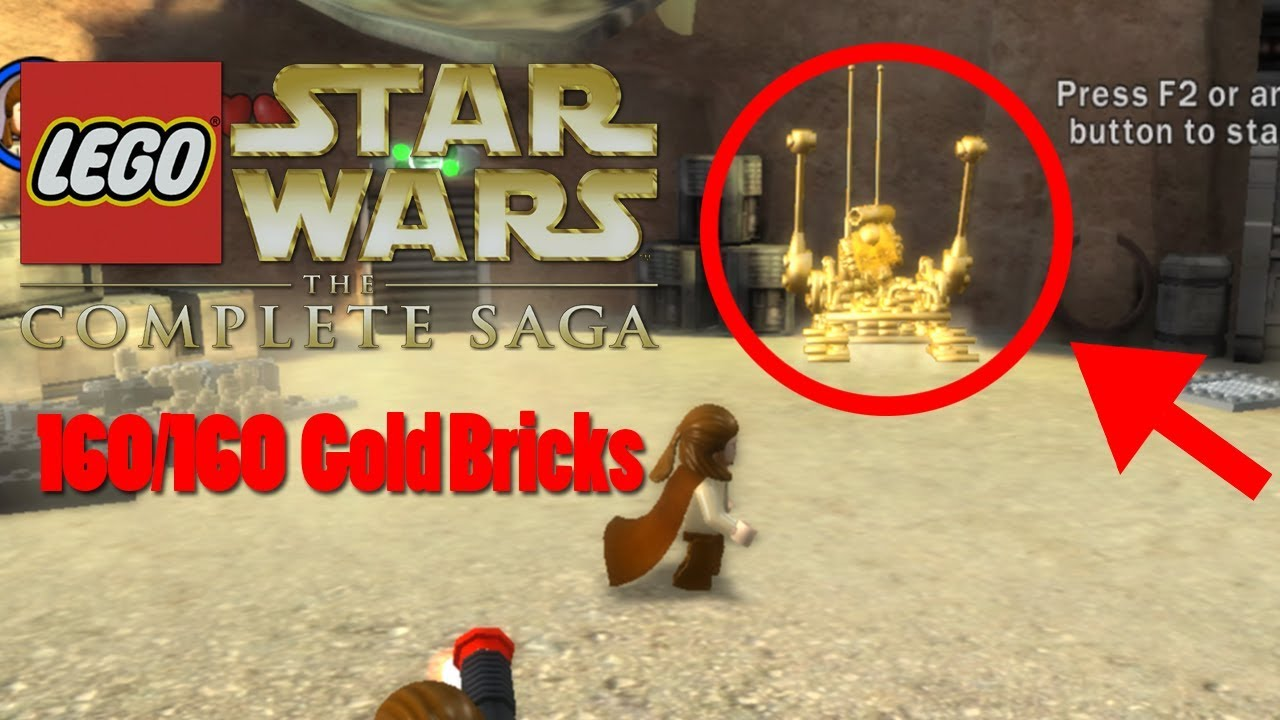 Lego Star Wars The Complete Saga Modding Work In Progress