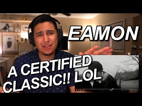 BEST REQUEST EVER LOL | EAMON - F IT (DON'T WANT YOU BACK) REACTION!!