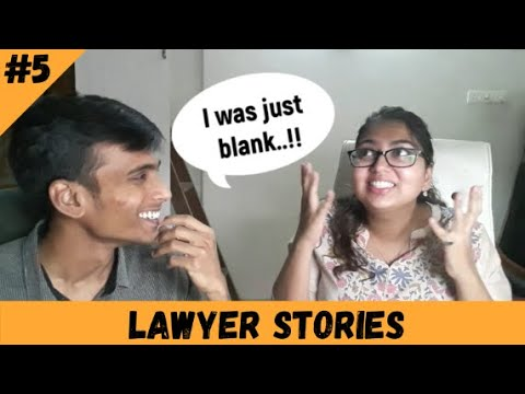 I just zoned out in front of the Judge   Lawyer Stories - Ep.05  