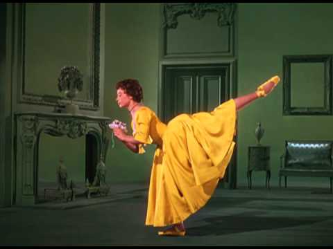 [Ballet shoes movies] An American in Paris (1951) 1