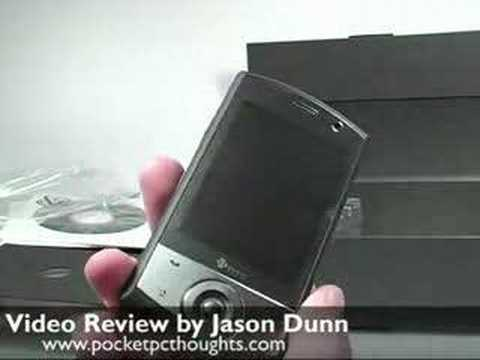 UNBOXING: HTC Touch Cruise