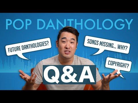 Pop Danthology s Q&A