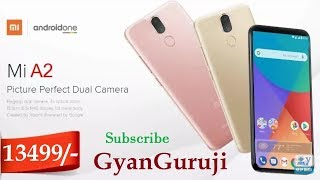 Xiaomi Mi A2 Unboxing & Review IN HINDI