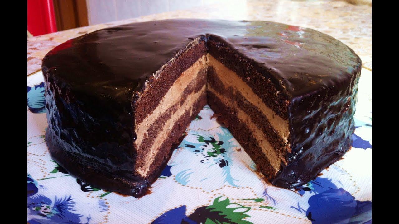 Рецепт вкусного торта в домашних условиях с фото пошагово видео