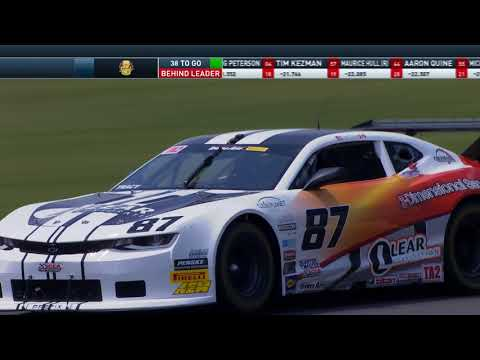 Berryman Muscle Car Challenge at Indianapolis Motor Speedway 2018