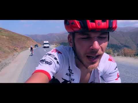 Велопутешествие по Армении #2 ПЕРЕВАЛ МЕГРИ | Cycling Trip To Armenia #2
