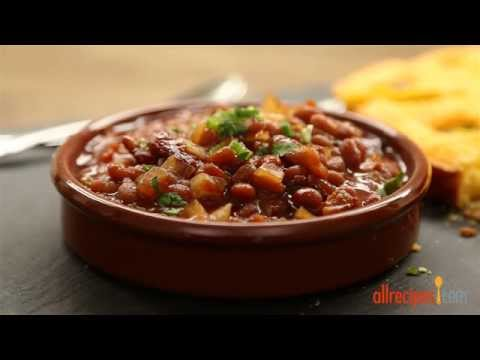 How to Make Baked Beans | Slow Cooker Recipes | Allrecipes.com