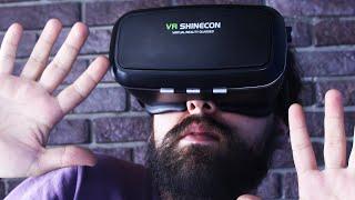 Video 55 TL'ye Alınabilecek En iyi Sanal Gerçeklik Gözlüğü: Shinecon VR download MP3, 3GP, MP4, WEBM, AVI, FLV Desember 2017