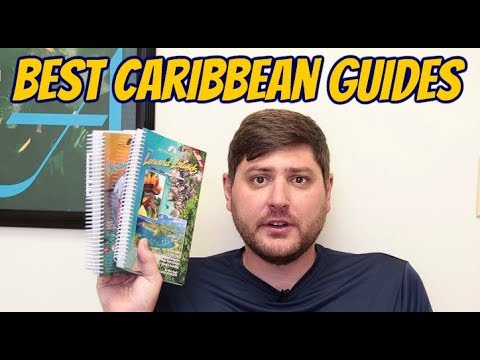 Best Cruising Guides to the Caribbean 2019