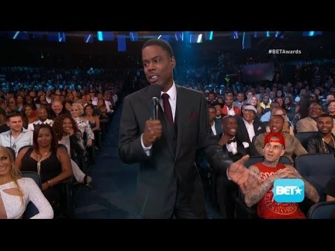 Chris Rock Packs a Comedic Punch at BET Awards