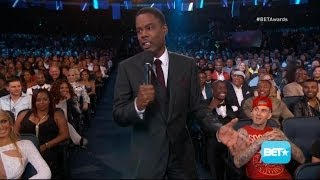 Chris Rock Packs a Comedic Punch at BET Awards thumbnail