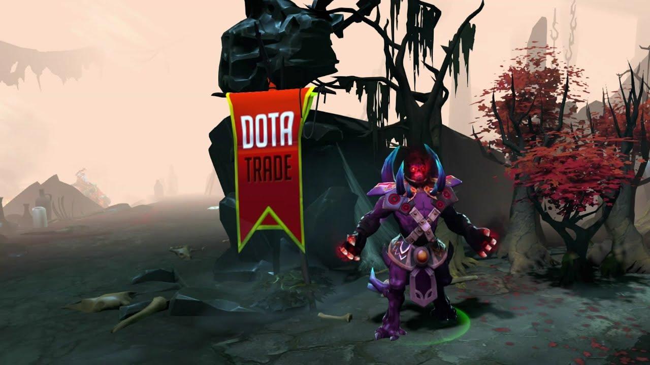dota 2 shadow demon malicious sting set preview youtube