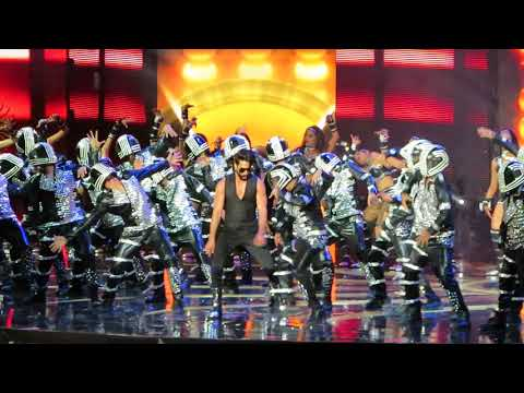 Shahid Kapoor IIFA Performance 2017 HD