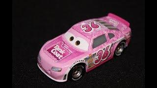 Mattel Disney Cars 3 Reb Meeker (Tank Coat #36) Piston Cup Racer Die-cast